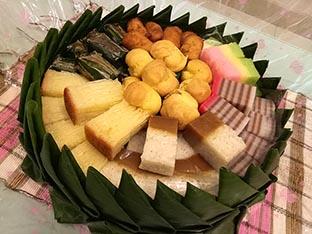 Kue Nampan Erica Catering